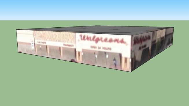 Walgreens in Tucson, AZ, USA