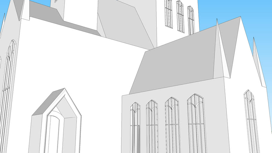 Lorendere Cathedral, Lorendere City, Lorendere, 1531