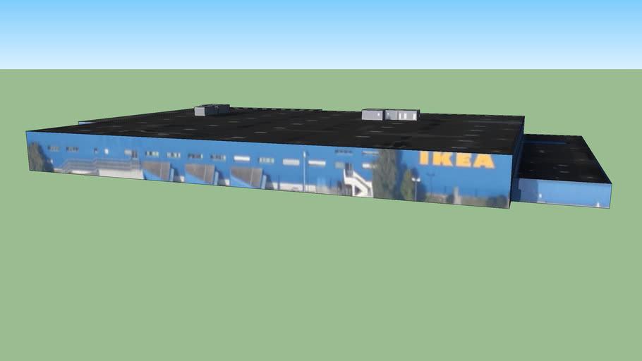 IKEA Aubonne, Suisse