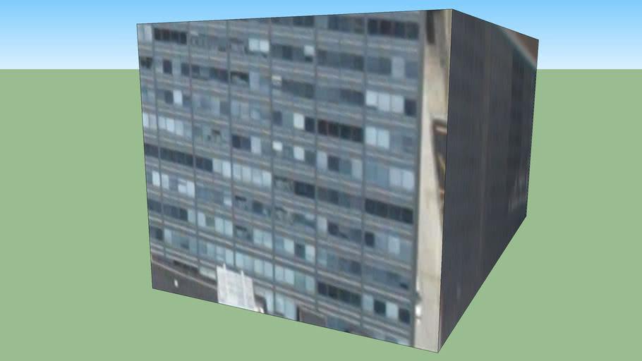 시카고 일리노이 미국의 건물