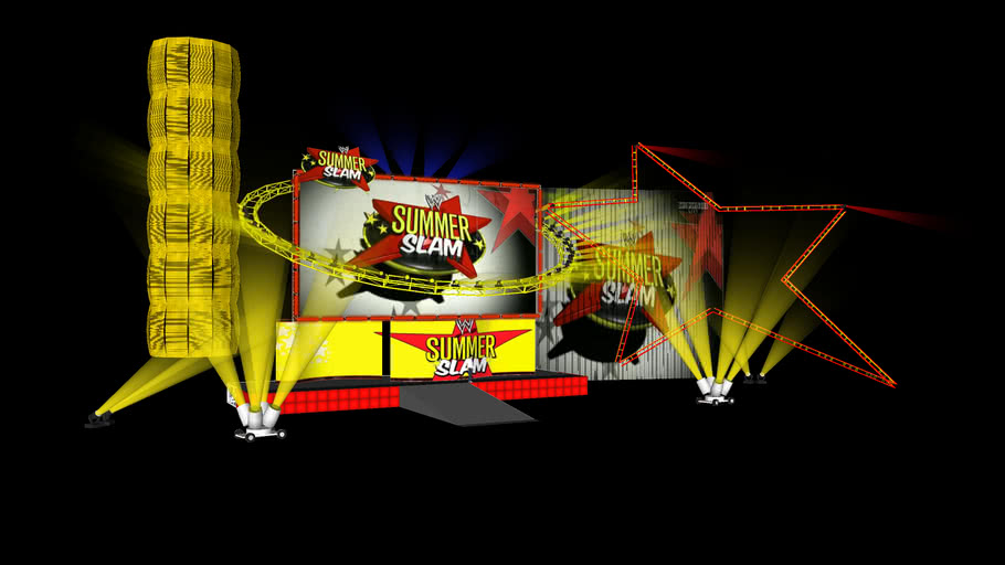 WWE SummerSlam 2009  (Full detailed Version)