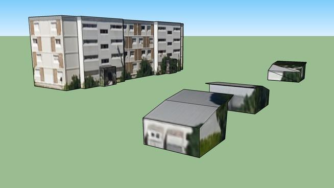 Immeuble, 69100 Villeurbanne, France