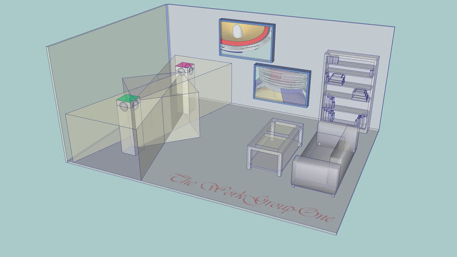 Virtual Design Ideas-MusicRoom Settings