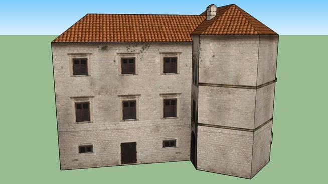 Drago Palace / Palata Drago