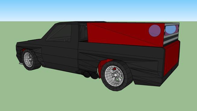 (Dw26) Google Truck Camo Edition