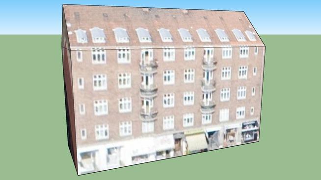 Jagtvej 101, Bygning i København, Danmark