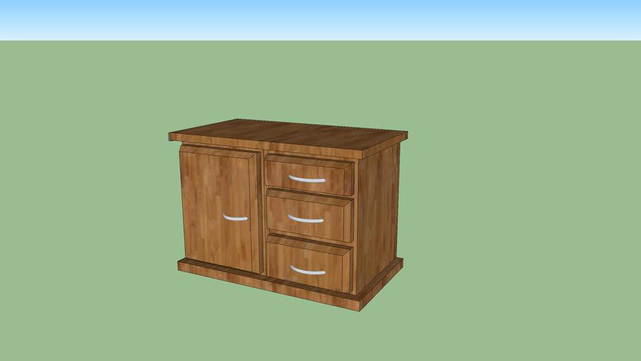 keuken kast kelvin