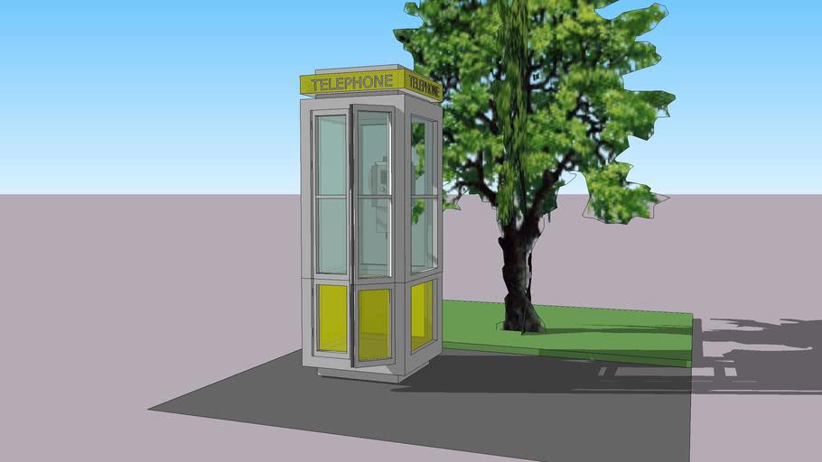 Phone box italian