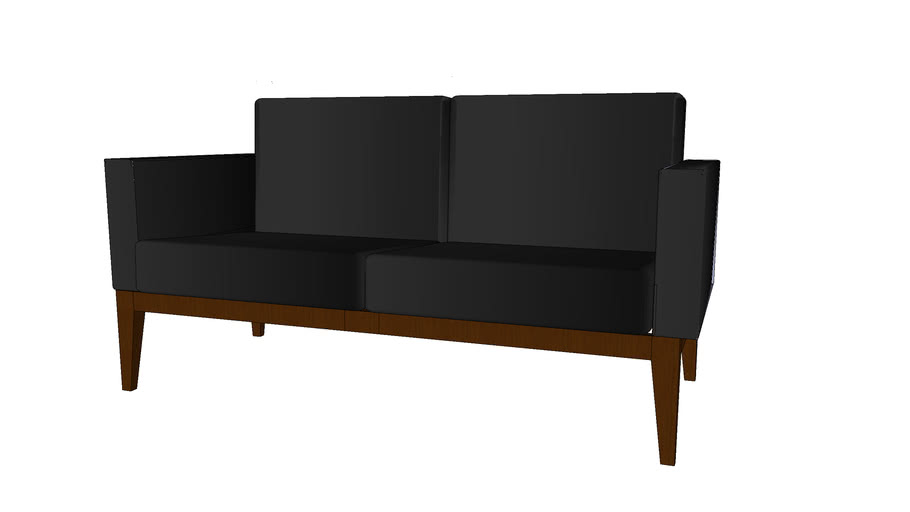 Our home Philippines Fedor sofa (leather and wood)