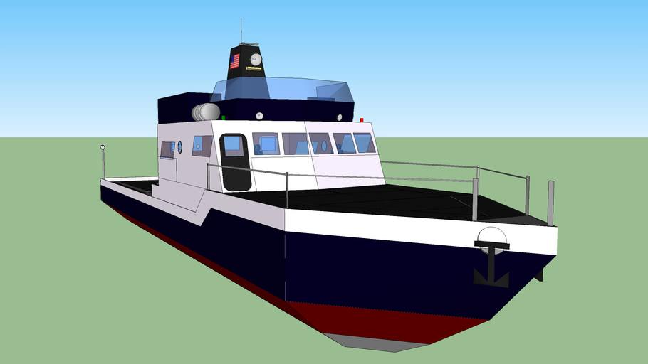 deep water boat