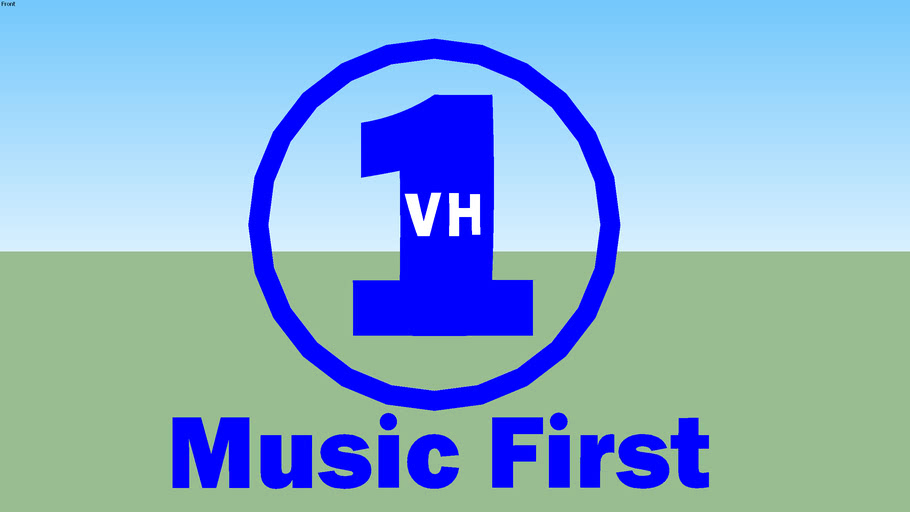 1998 VH1 Logo