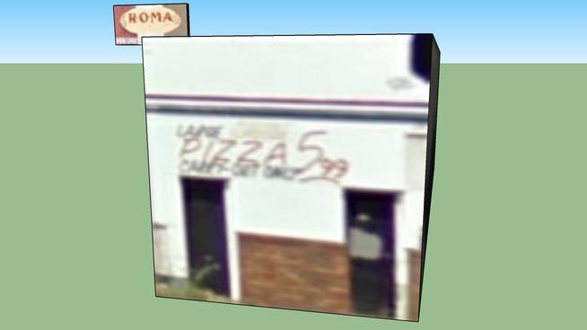 Roma Pizza in Nashville, TN, USA