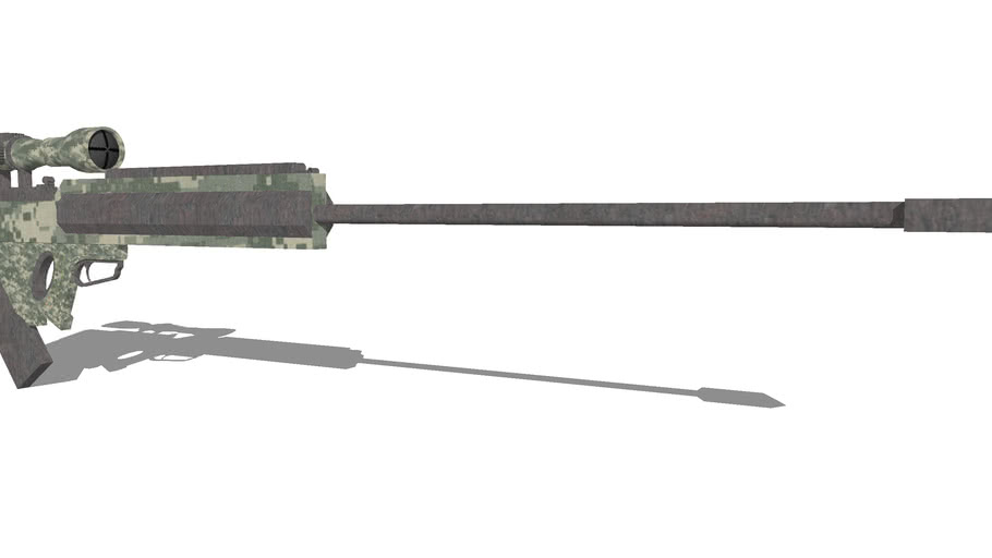 M1 Sniper Rifle - Please Rate