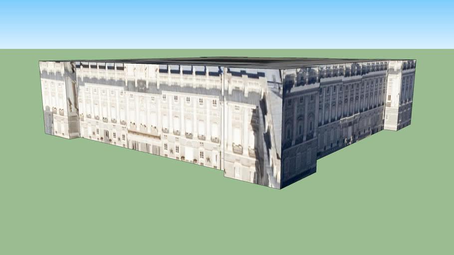 Palacio Real Prueba