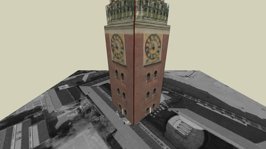 Rathausturm, Kiel