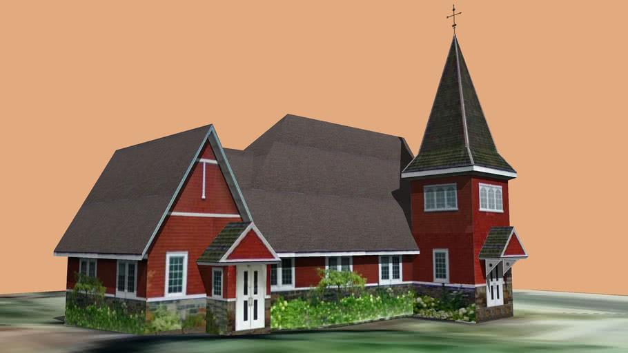 FIRST BAPTIST CHURCH, PARRY SOUND-CANADÁ