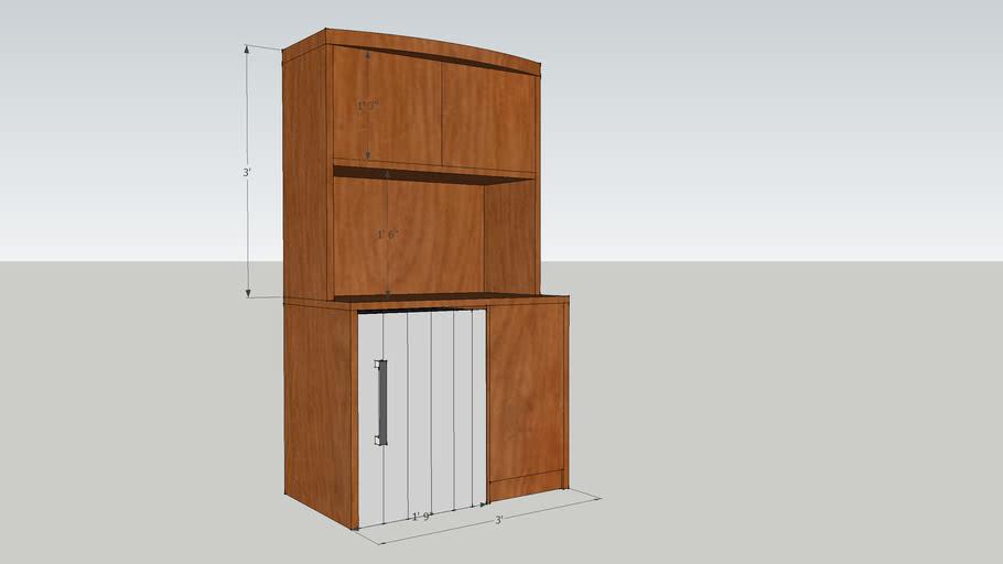 Custom office furniture by Candex Custom Corp.