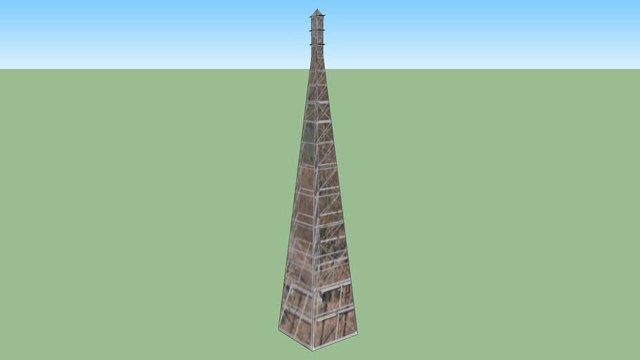Tower in Northeast Marin, CA, USA