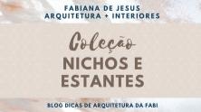 NICHOS Y ESTANTES