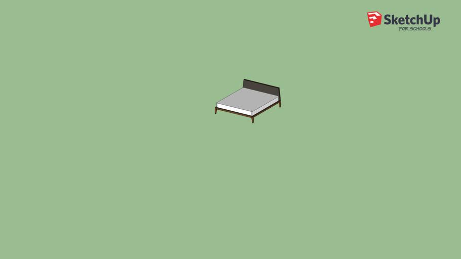 Treku Bel bed 180x200