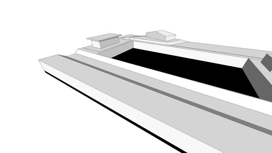 3d model terenu