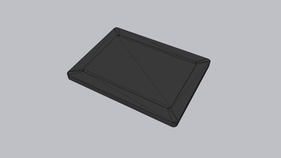 """iPad 9.7"""" 5/6 Gen, Air 1/2, Pro 9.7"""" VESA 100 Home Button / Camera Exposed Secure Tablet VidaMount"""