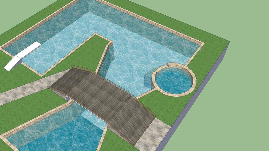 a basic pool