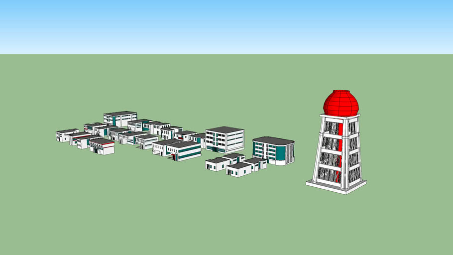 residência modelo