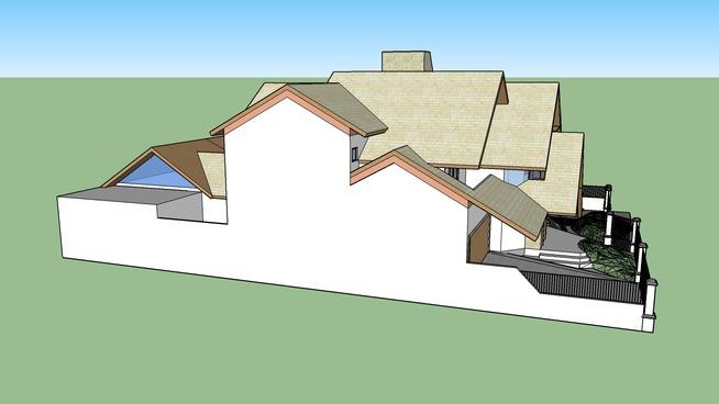 Casa no Laranjal - Paulo Guilayn