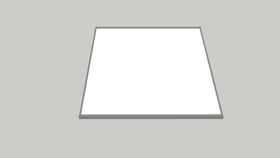 50x50cm Led Aydınlatma Paneli
