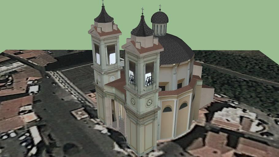 Chiesa di Santa Maria dell'Assunta . Valmontone