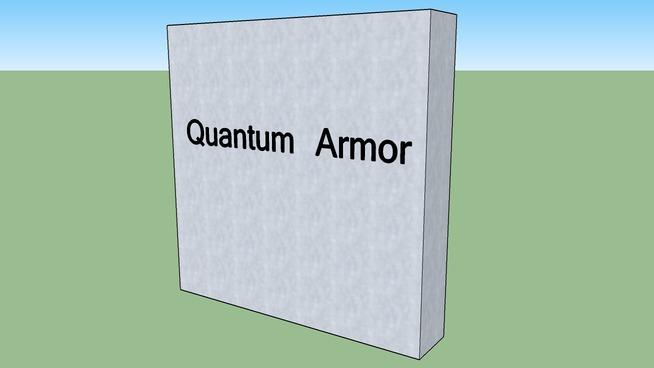 Quantum Armor