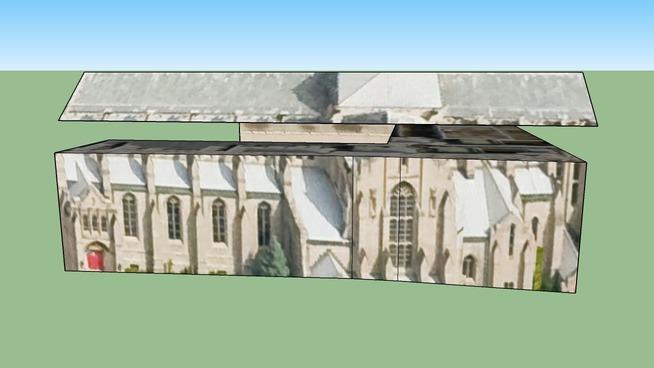 디트로이트 미시간 주 미국의 건물