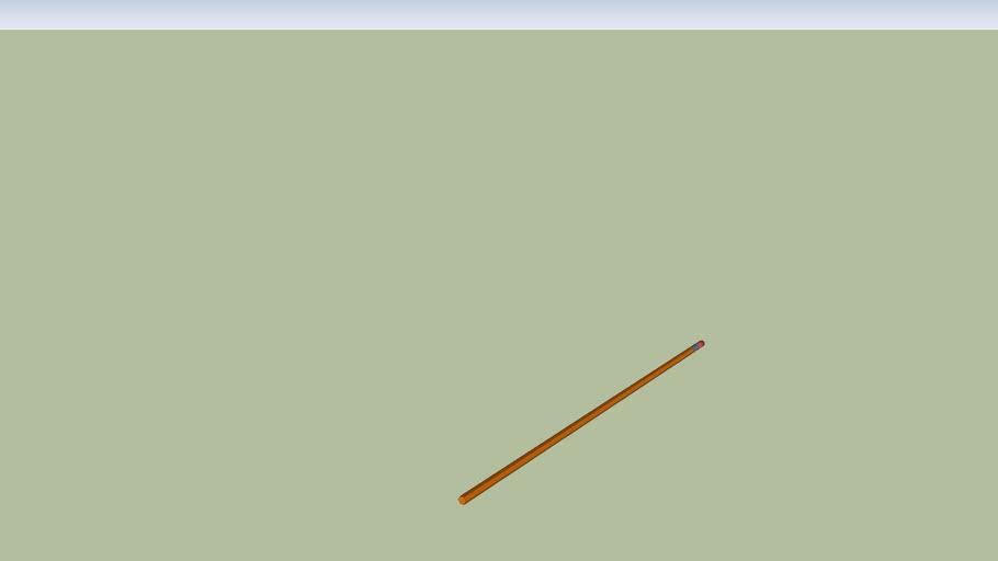 Unsharpened Pencil