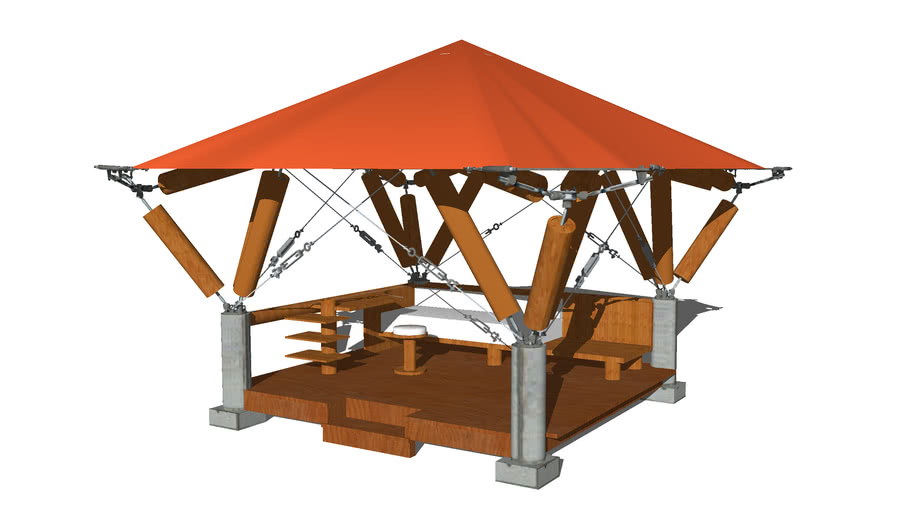 Umbrella sherter