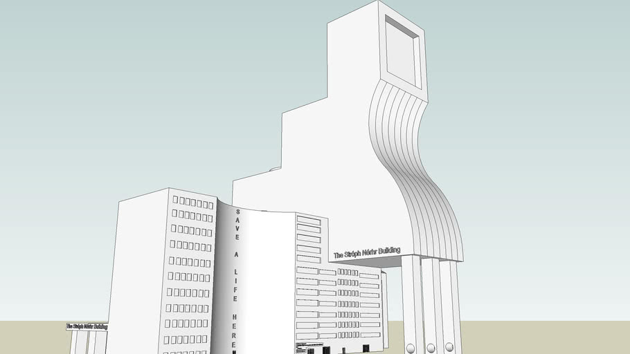 The Stroph Nérhr Building