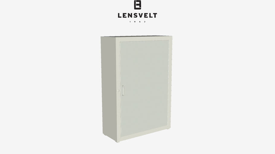 Space Encounters - Boring Low Cabinet Upholstered