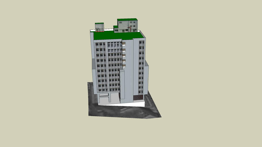 中華技術學院復華樓定位