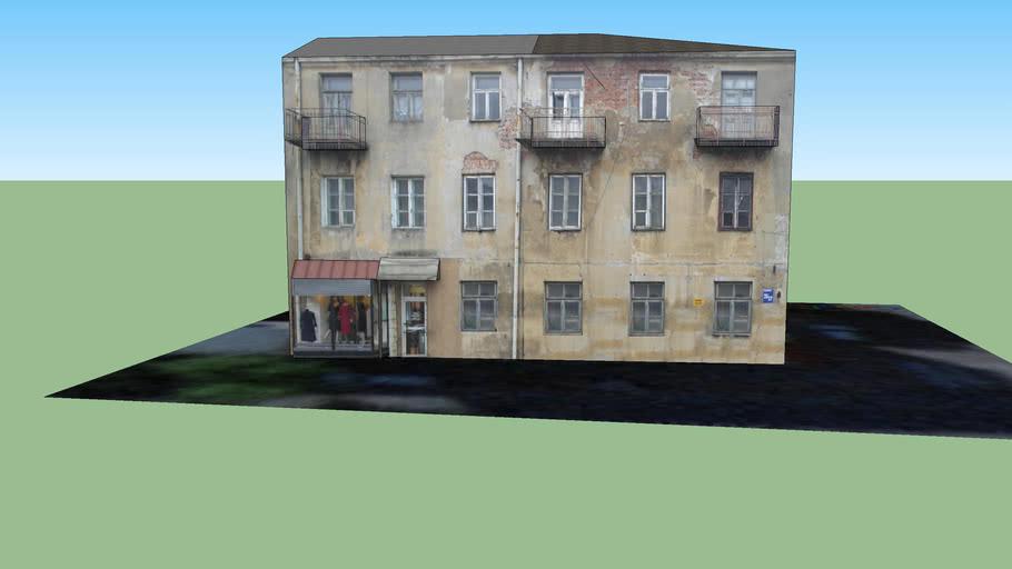 Piłsudskiego 27, Siedlce