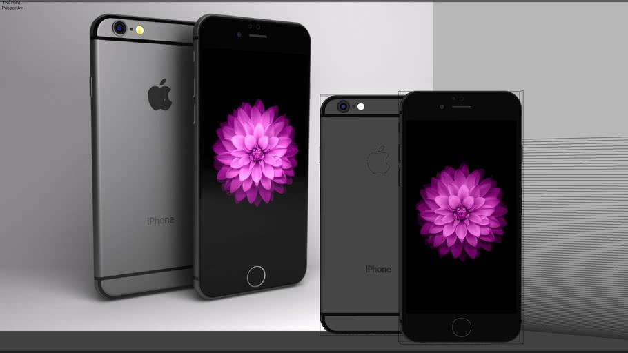 Apple iPhone 6 (Gray)