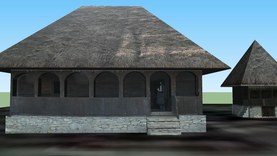 Village Museum-Bucarest-Romania