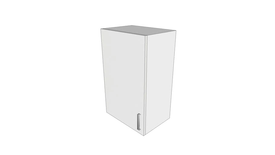 Single Door Overhead Cabinet Hl 450