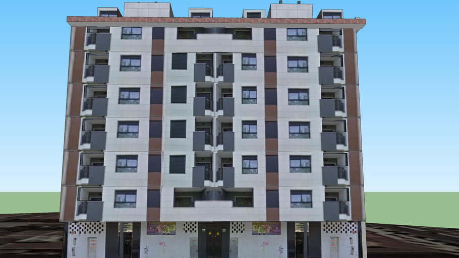Edificio Santa Margarita bloques 1º y 2º