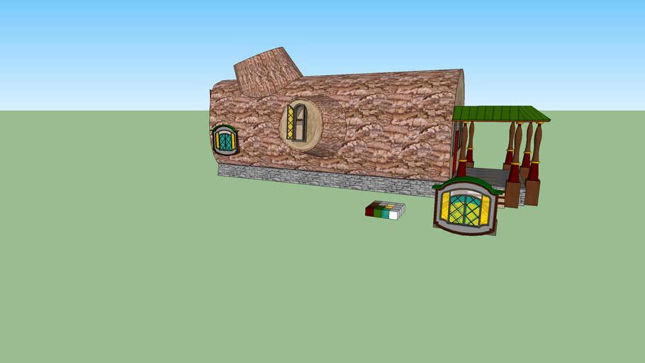 Log Cabin (2mb)