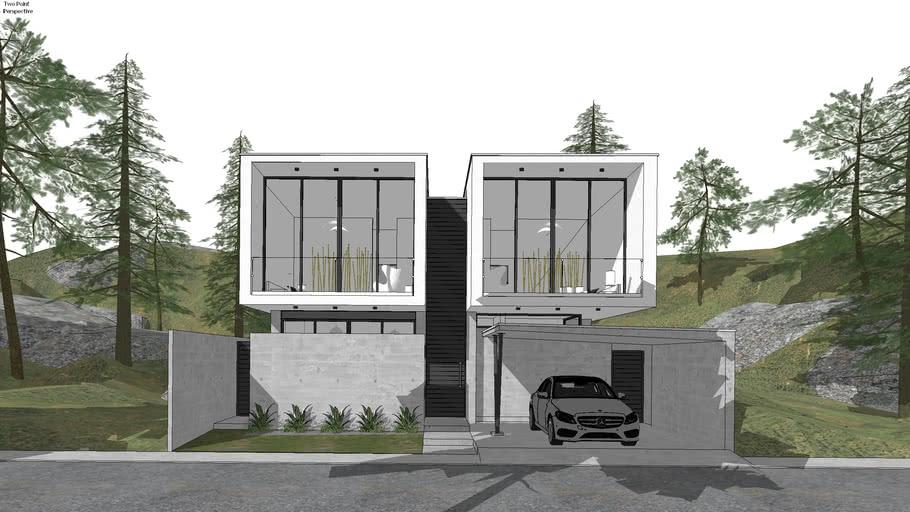 Pedregal House  Garza Iga Arquitectos