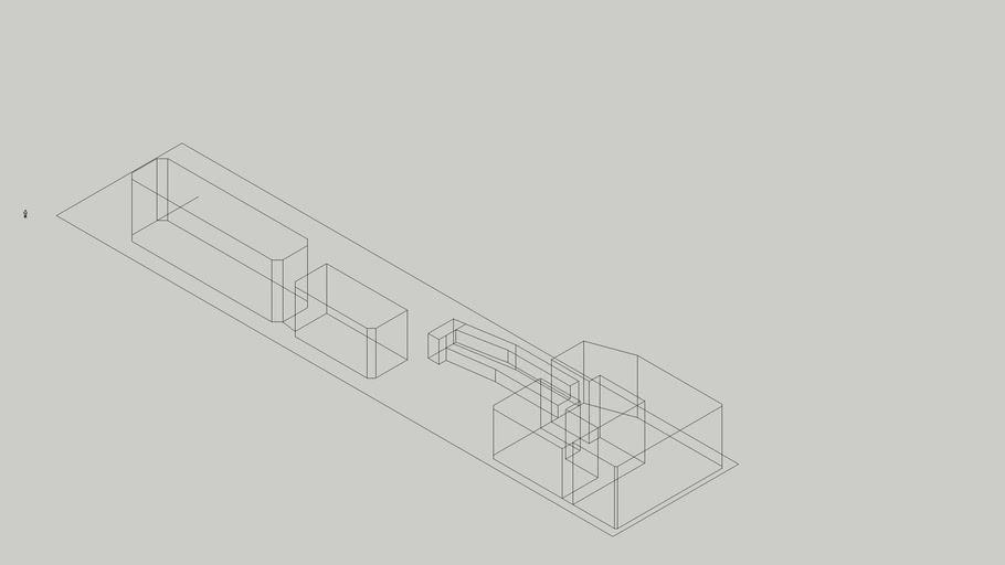 Sketchup model Rio