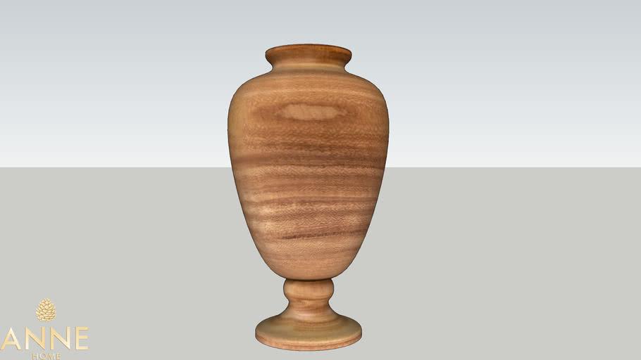 Vaso Wood Taça