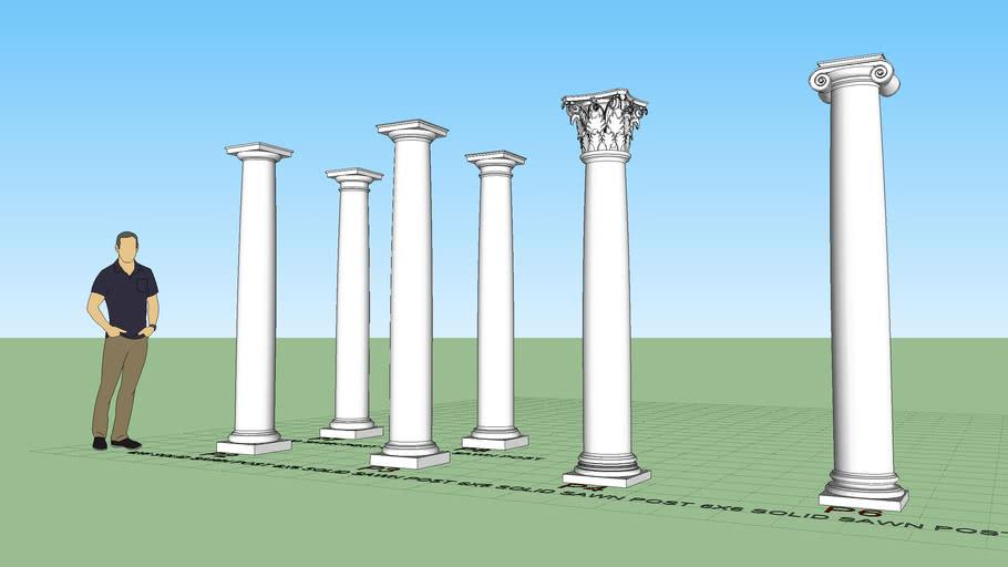 Classical Columns - Part II