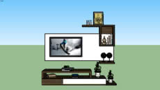 tv RACKS AND STANDS