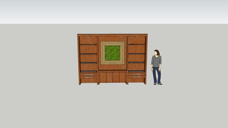 练习:衣柜